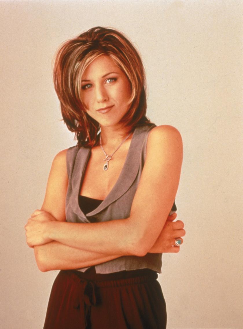 Így pózol Rachel szerepében.