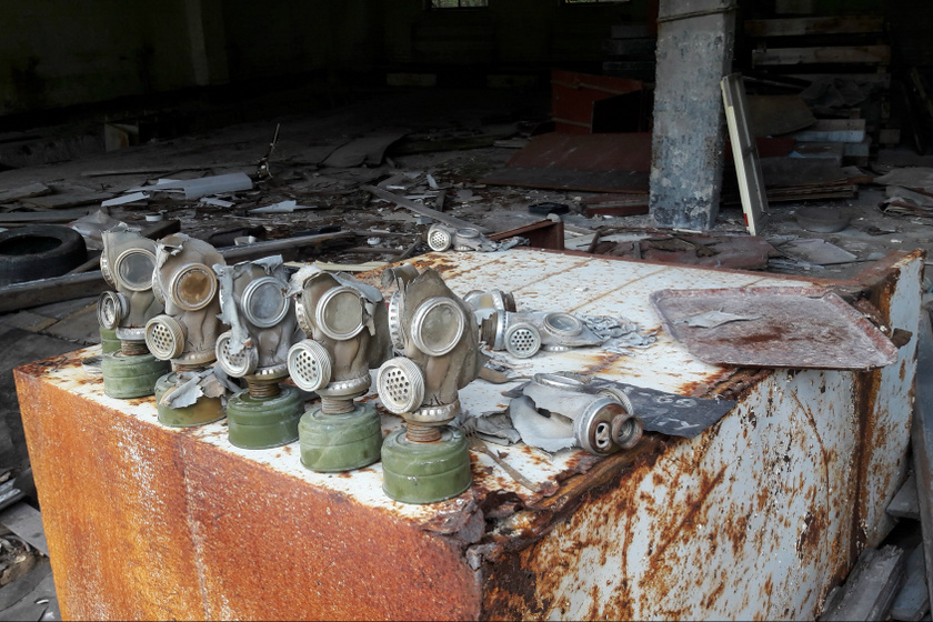Így néz ki most a csernobili atomerőmű környéke - Magyar fotós mutatja meg a szellemvidéket