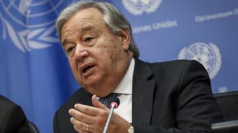 ENSZ-főtitkár: Az emberek gyakoroljanak nyomást a kormányokra klímaügyben