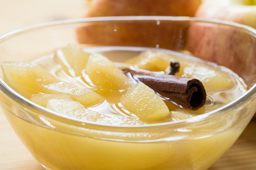Fahéjas almakompót: fedezzük fel újra a békebeli ízeket