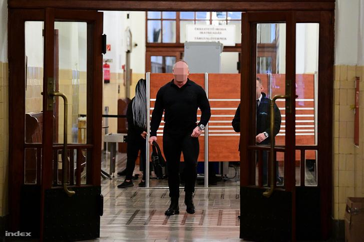M. Richárd érkezik csütörtökön a Fővárosi Törvényszékre, a Dózsa György úti baleset tárgyalására