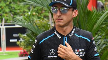 Kubica a szezon végén otthagyja a Williamset