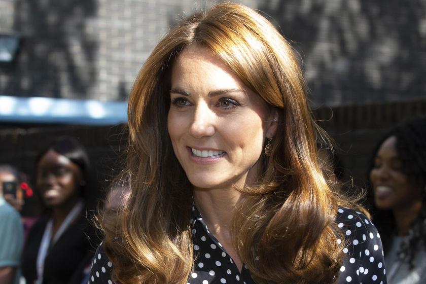 Katalin hercegné Meghan stílusát koppintja - Meglepődsz, milyen ruhát viselt
