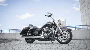 Harley-Davidson Road King – 2019.