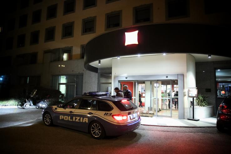 Egy veronai hotelben kaptak szállást a január 21-ére virradó éjjel történt tragikus buszbaleset túlélői, könnyű sérültjei.