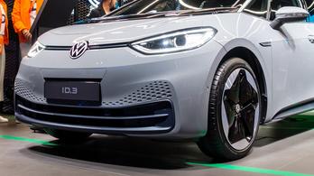 2025-ben már minden ötödik eladott VW-csoportos autó villanyos lesz