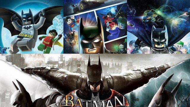 Ingyen 6 Batman játék!