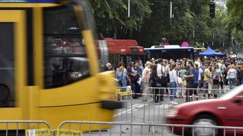 Péntektől hétfőig nagy lezárások lesznek Budapesten