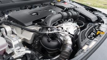 Több belső égésű motort már nem fejleszt a Mercedes