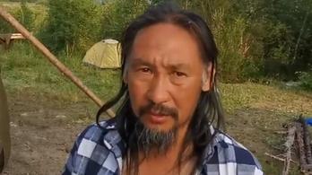 Letartóztattak egy orosz sámánt, aki gyaloglással akarta kiűzni Putyint a Kremlből