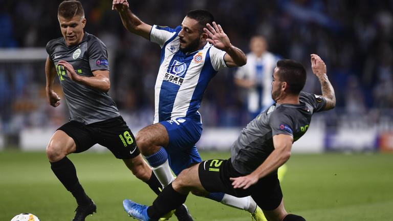 Európa Liga: pontot szerzett az Espanyolnál a Fradi