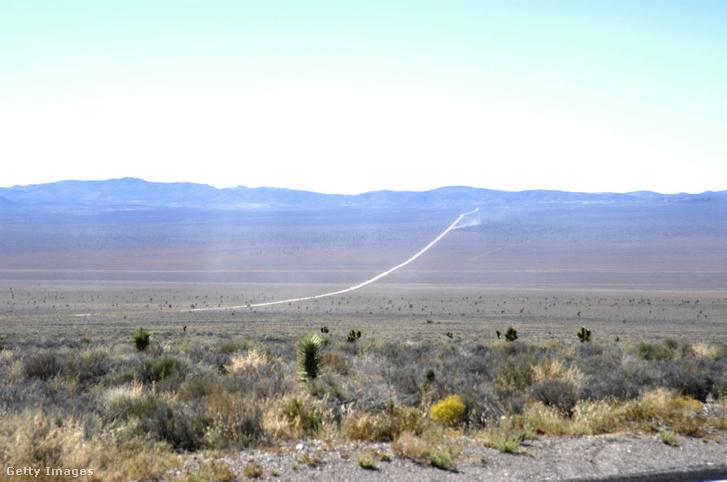 51-es körzet, a Nevadai Teszt- és Gyakorló Területe