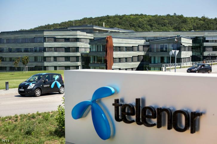 Telenor Magyarország Zrt. törökbálinti székháza