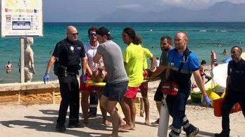 Életet mentett a Mallorcán nyaraló mentős házaspár