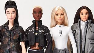 Instagram-pozitív babakollekcióval ünneplik a Barbie 60. születésnapját