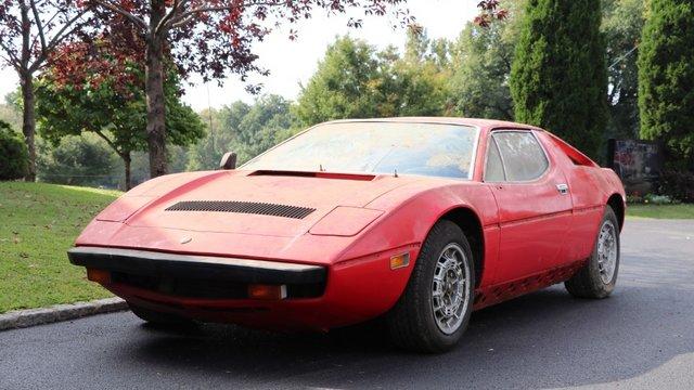 Maserati Merak, egy igazi csoda