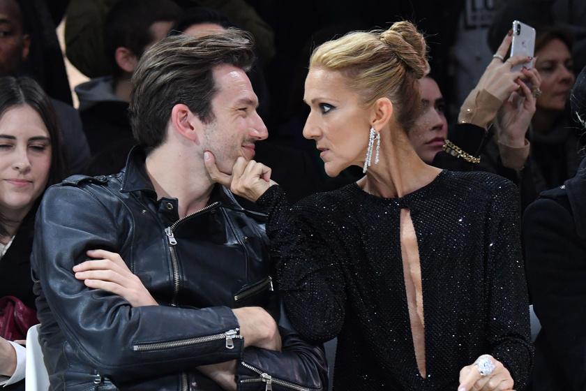 Céline Diont a nála fiatalabb Pepe Muñozzal hozták hírbe.