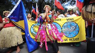 Ausztráliában 300 ezren követelték a klímaváltozás feltartóztatását a pénteki tüntetéseken