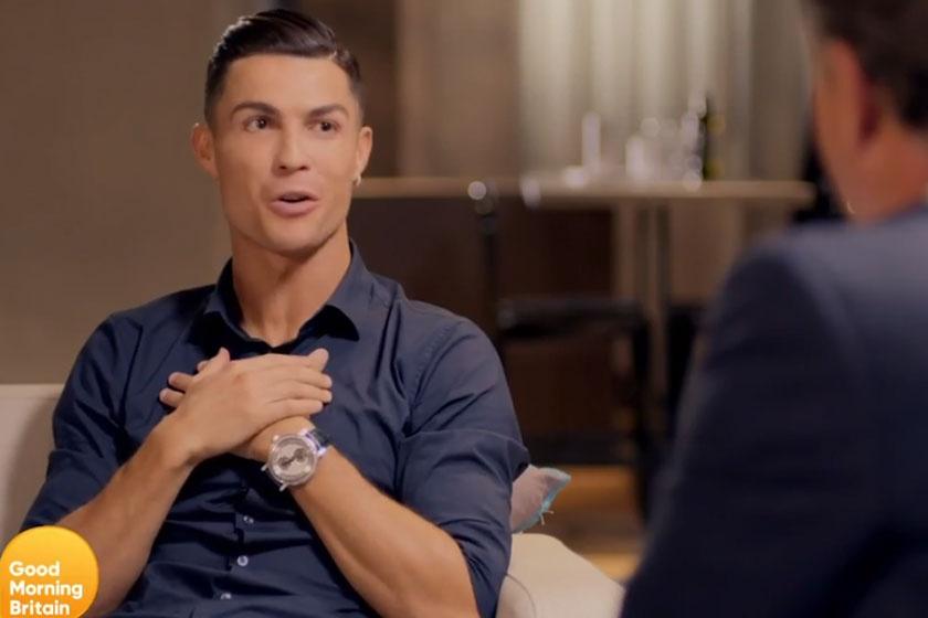 Cristiano Ronaldo meghatódva mesélte el, mennyire szeretné meghálálni azoknak a nőknek a segítségét, akik anno enni adtak neki.