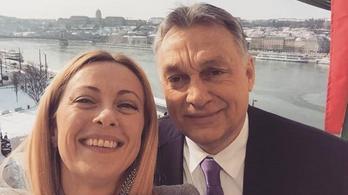 Salvini szélsőjobbos szövetségeséhez megy Orbán Viktor