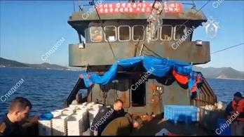 Meghalt az Oroszországban őrizetbe vett észak-koreai orvhalászok egyike