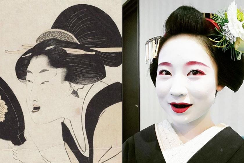 Japánban sokáig nem a hófehér mosoly volt az ideál - Az ohaguro hagyományának nyomában