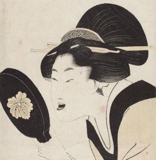 Évszázadokkal ezelőttről is maradtak rajzok, feljegyzések az ohaguro hagyományáról. A nyugati emberek félreértették a szokást, és úgy vélték, a nők eltorzítására szolgál, hogy megőrizzék tisztaságukat, valamint férjük iránti hűségüket.