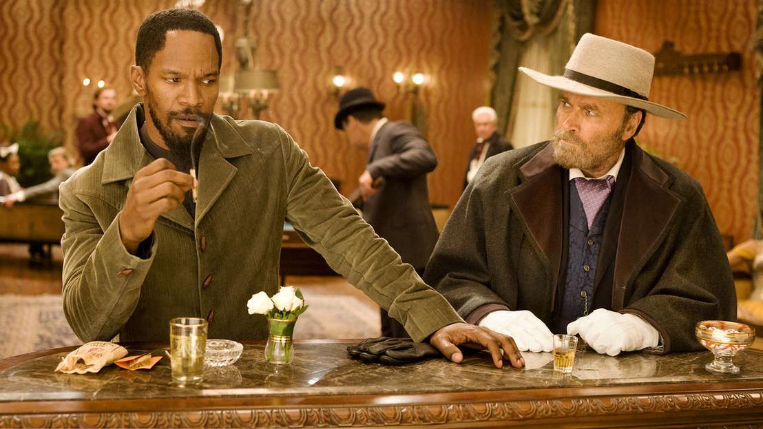 Jelenet a Django elszabadul című filmből