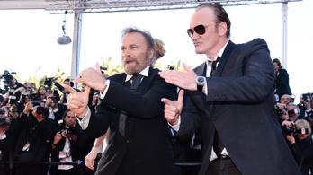 Árpád vezérnek még Quentin Tarantino sem tudott ellenállni