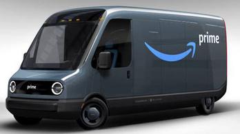 Százezer elektromos kisbuszt rendelt az Amazon a Riviantól