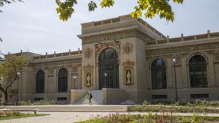 Több mint 500 millió forinttal nőtt az Olof Palme-ház felújítása