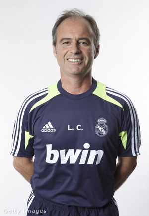 2012-ben Campos a Real Madridnál