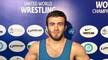 A honosított Muszukajev Iszmail bronzérmert nyert a birkózó-vb-n