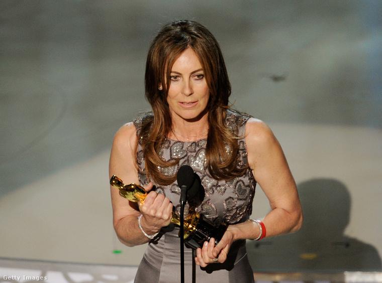 2010-ben volt, hogy a történelem folyamán először nő kapott Oscart legjobb rendezőként: természetesen Kathryn Bigelow volt a kitüntetett, A Bombák földjén című filmért