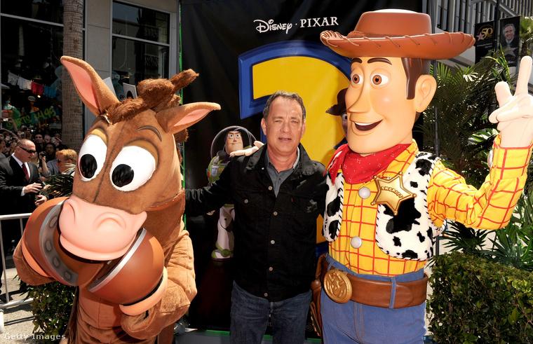 Ezt a fotót azért tettük ide, hogy megemlékezzünk 2010 legnagyobb bevételt hozó filmjére: ez volt a Toy Story 3