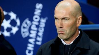 Máris Zidane utódját keresik a Realnál?