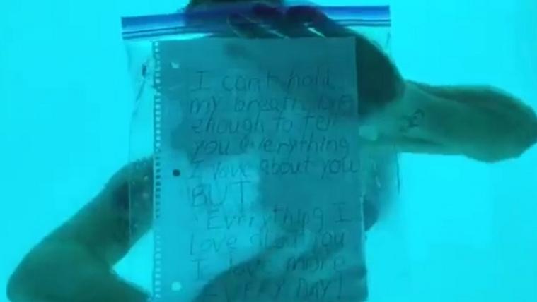 A víz alatt akarta megkérni a barátnője kezét, megfulladt
