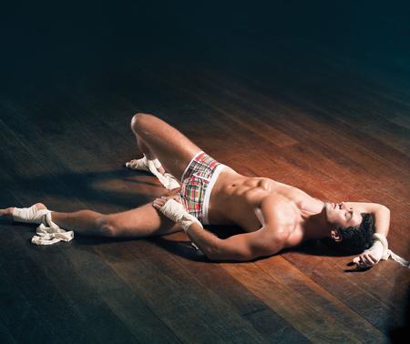 Thiago Galavotti - 2012. nyár - a modell neve Rafael Berger