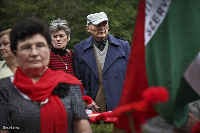 A 90 éves Biszku Béla