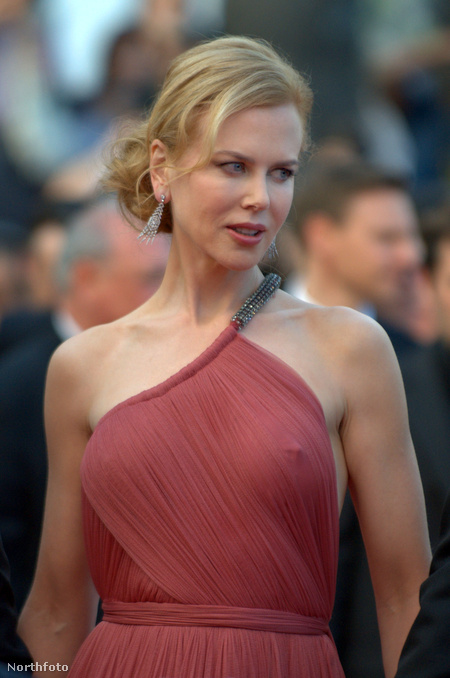 Nicole Kidman Lanvinban a Paperboy című film premierjén