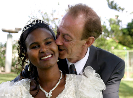 amerikai nő randi egy afrikai férfi