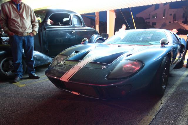 A megunhatatlan Ford GT40 MKIII