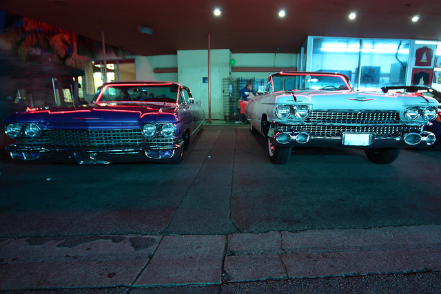 Egyszer fent, egyszer lent: Cadillac Coupe de Ville
