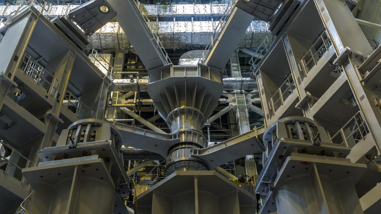 Műalkotásként is megállná a helyét a fúziós erőmű