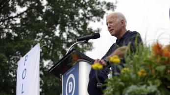 Biden: Trump az elnöki hatalmát arra használja, hogy engem rágalmazzon