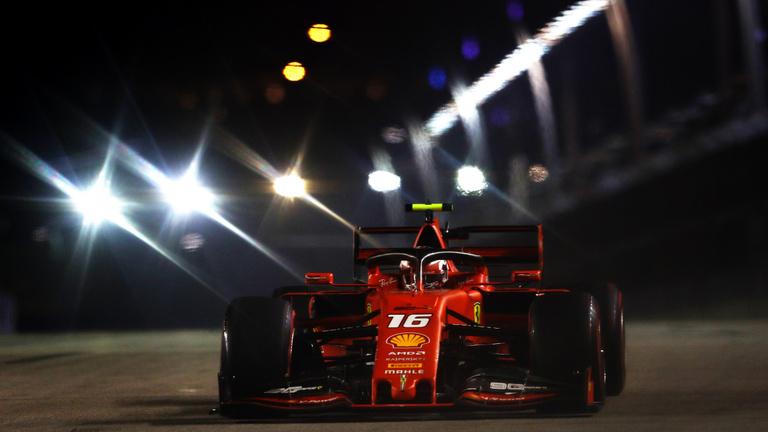 Vettel nyerte a Szingapúri GP-t