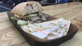 Libamájas szendviccsel indulunk Európa legjobb street foodosai ellen