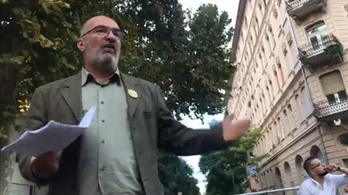 Lekapcsolták az áramot az ellenzéki kampányeseményen, pont mielőtt Pikó András színpadra lépett volna