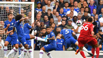 A Liverpool parádés szabadrúgásokkal győzte le a Chelsea-t