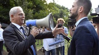 A fideszesek negyede nem díjazta Tarlós megafonos kirohanását